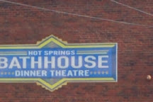 Hot Springs Bathhouse Dinner Theatre, Hot Springs, United States