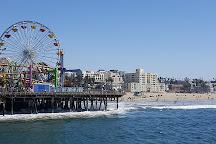Santa Monica State Beach, Santa Monica, United States