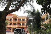 Bagaya Monastery, Mandalay, Myanmar