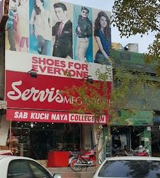 Servis islamabad Aabpara Market