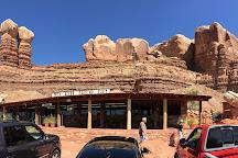 Twin Rocks Trading Post, Bluff, United States