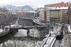 Железнодорожная станция  Bilbao Abando