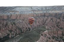 Cihangiroglu Balloons, Uchisar, Turkey