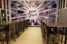Laser Flash, Carmel, United States