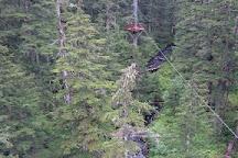 Alaska Zipline Adventures, Juneau, United States