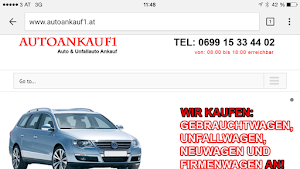 Autoankauf1.at Autoankauf in ganz Österreich