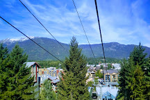 Peak 2 Peak Gondola, Whistler, Canada