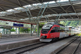 Железнодорожная станция  Zell am See