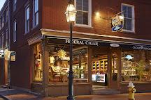 Federal Cigar Bar, Portsmouth, United States