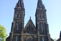 Vyšehrad National Cultural Monument, Prague, Czech Republic
