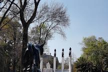 Altar a la Patria, Mexico City, Mexico