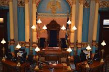 Michigan State Capitol, Lansing, United States