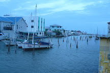 Swing Bridge, Belize City, Belize