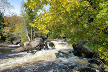 Strong Falls, Athelstane, United States