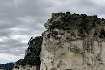 Shakespeare Cliff Scenic and Historic Reserve, Cooks Beach, New Zealand