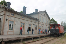 The Finnish Railway Museum, Hyvinkaa, Finland