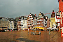 Tourist Information Romer, Frankfurt, Germany