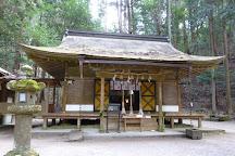 Muro Ryuketsu Shrine, Uda, Japan