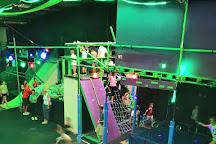 Amdani Fitertainment Park - Ninja Obstacle Course, Cardiff, United Kingdom