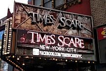 Times Scare NYC, New York City, United States