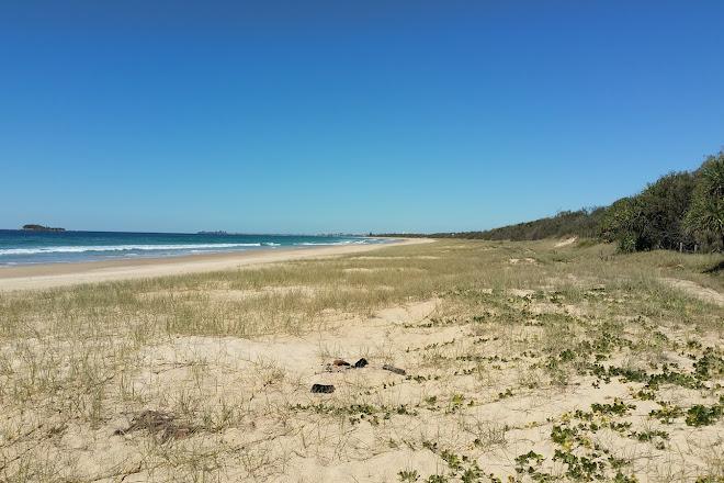 Marcoola Beach, Marcoola, Australia