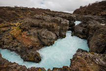 Barnafoss, Reykholt, Iceland