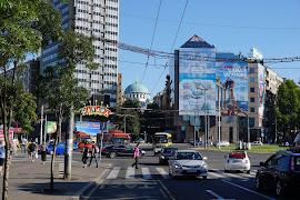 Автобусная станция   Slavija Square