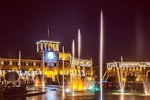 Republic Square, Yerevan, Armenia