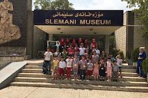 Slemani Museum, Sulaymaniyah, Iraq