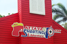 Pattaya Shooting Park, Chonburi, Thailand