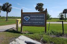Okeechobee Battlefield Historic State Park, Okeechobee, United States