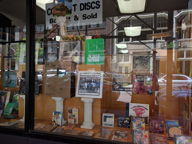 Academy Records & CDS