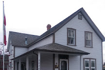 Michener House Museum, Lacombe, Canada