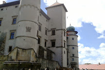 Wisnicz Castle Museum, Nowy Wisnicz, Poland