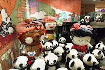 Panda Place, Hong Kong, China
