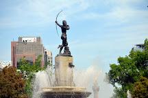 Diana the Huntress Fountain, Mexico City, Mexico