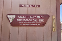 Calico Early Man Site, Yermo, United States