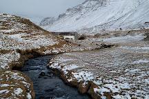 Mulafossur Waterfall, Vagar Island, Faroe Islands