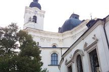 Pilgrimage Church of the Virgin Mary, Krtiny, Czech Republic