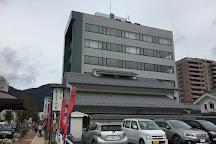 Ikenami Shotaro Sanada Taiheki Kan, Ueda, Japan