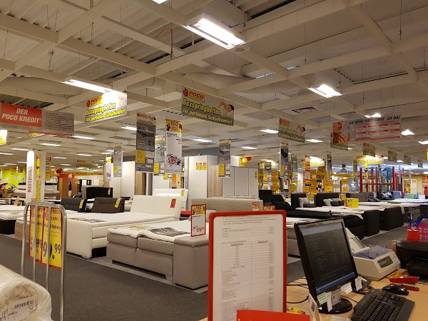 POCO Einrichtungsmarkt In Der Fleute 157 42389 Wuppertal
