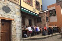 Desfiladero Les Xanes, Villanueva De Santo Adriano, Spain