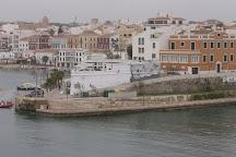 Isla del Rey, Menorca, Spain