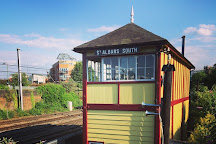 St Albans South Signal Box, St. Albans, United Kingdom