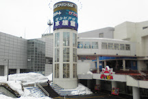 Sunpiazza Aquarium, Sapporo, Japan