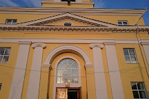 Holy Trinity Cathedral, Yekaterinburg, Russia