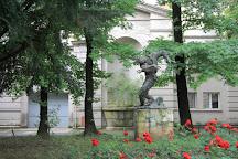 Moderna Galerija, Zagreb, Croatia