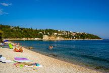 Beach Havisce Jadranovo, Jadranovo, Croatia