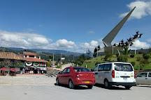 Pantano de Vargas Monumento a los 14 lanceros, Paipa, Colombia