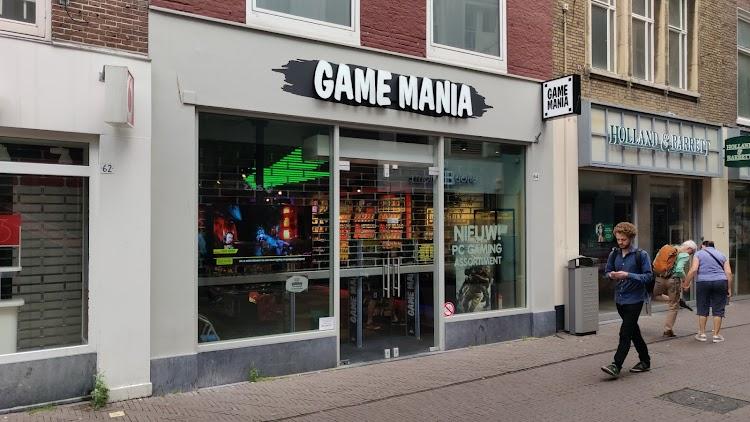 Game Mania Den Haag